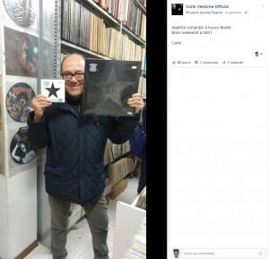 Guarda la versione ingrandita di Verdone compra il suo ultimo disco