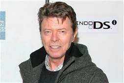 Guarda la versione ingrandita di David Bowie