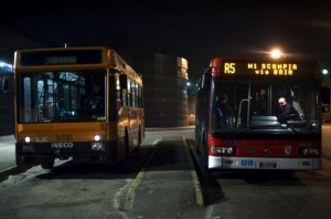 Napoli, Scampia: stop bus di notte causa assalti baby gang