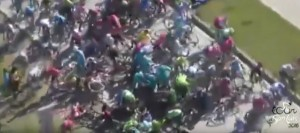 Ciclismo, Adriano Malori in terapia intensiva dopo la caduta
