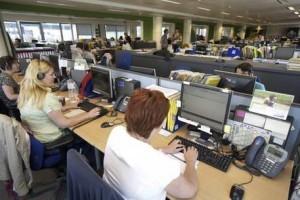 Guarda la versione ingrandita di Call center: stop chiamate di sera e week end. Nuove regole