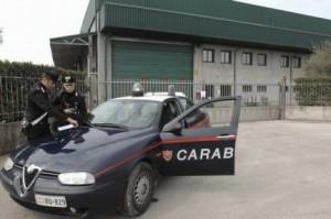 Guarda la versione ingrandita di Carabinieri sventano sequesto di persona a Nuoro: 2 arresti