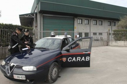 Carabinieri sventano sequesto di persona a Nuoro: 2 arresti