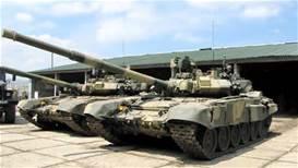 Carri armati russi