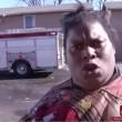 Scappa da incendio: l'intervista fa ridere