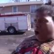 Scappa da incendio: l'intervista fa ridere3