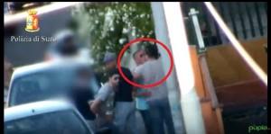 YOUTUBE Catania: mafiosi si salutavano con bacio sulla bocca