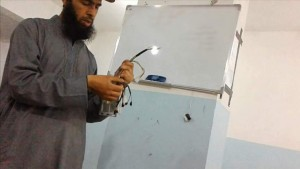 Ricercatori militari dell'Isis realizzano le batterie per un missile terra-aria