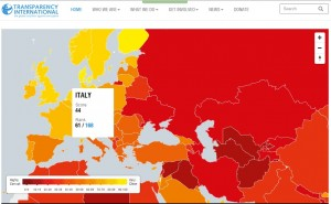 Corruzione, in Italia non c'è galera. Ladri in cella: 0,3%