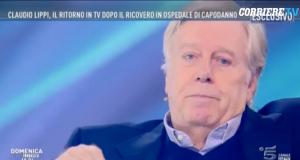 """Claudio Lippi: """"Mi restano solo 7mila euro sul conto"""""""