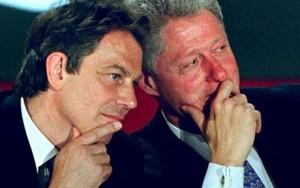 """Bill Clinton a Blair sul primo Putin: """"Sveglio, serio ma..."""""""