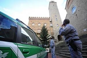 Guarda la versione ingrandita di Forestale, niente accorpamento coi carabinieri...in Friuli (foto di repertorio Ansa)