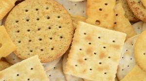 Cracker, nella farcitura salmonella può resistere mesi