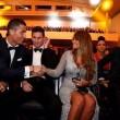 FOTO Cristiano Ronaldo con Antonella Roccuzzo, lady Messi...