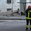 Roma, crollo palazzo Lungotevere per lavori in casa? FOTO