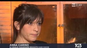 """VIDEO Tg3 Anna Carino: """"Mio marito mi raccontò su Cucchi..."""""""
