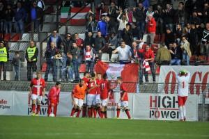 Cuneo-Cittadella Sportube: streaming diretta live