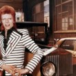 "David Bowie, l'ultimo tweet di Iman: ""lotta e Dio"""