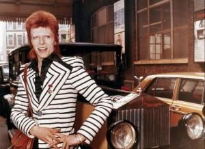"David Bowie, l'ultimo tweet di Iman: ""lotta e Dio"""