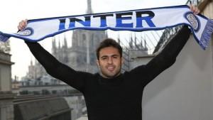 Calciomercato Inter: Eder ufficiale. E Banega...