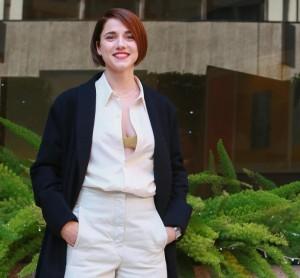 Eleonora Giovanardi, partner di Checco Zalone in Quo Vado