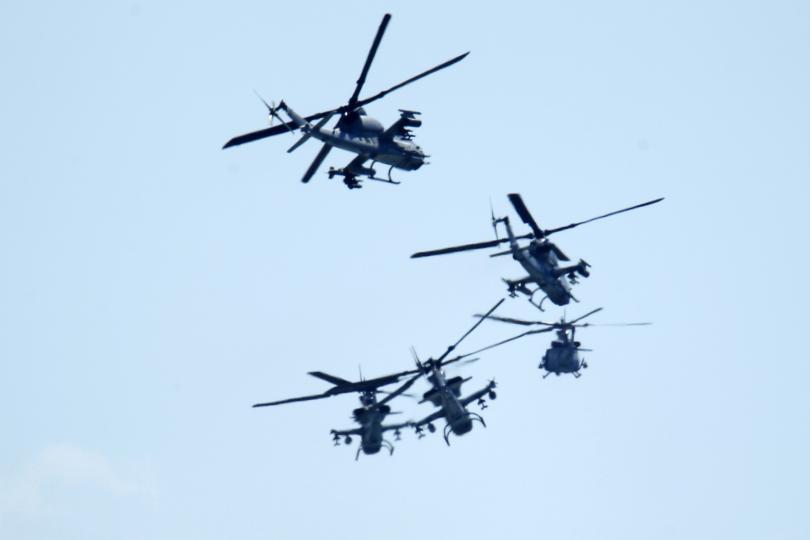 Hawaii, elicotteri marines si scontrano in volo: 12 dispersi