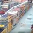 YOUTUBE Fantasma nel supermercato: mistero in Messico