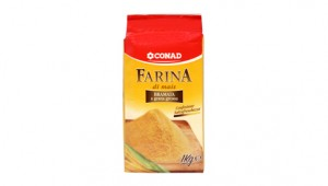 Guarda la versione ingrandita di Conad, allarme farina di mais. Prodotto ritirato dal mercato