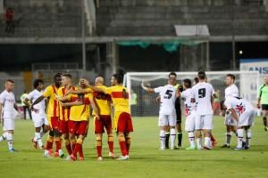 Guarda la versione ingrandita di Foggia-Benevento Sportube: streaming diretta live su Blitz Foto LaPresse - Gerardo Cafaro