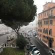 Nebbia Roma: Capitale si sveglia20