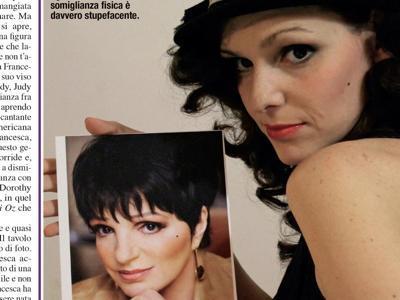 """Francesca Tartaglia in tv: """"Sono figlia di Liza Minnelli""""3"""