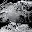 Rosetta, trovato ghiaccio d'acqua su superficie cometa 9