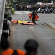 Giacarta, attentato Isis FOTO choc: morti e feriti per terra5