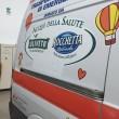 Gigi D'Alessio regala ambulanza. Ma cancellano suo nome FOTO4