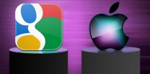 Google batte Apple per valore d'impresa: 424 mld$ contro 399