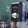 "New York, ""GuyFi"": cabine per masturbarsi per strada"