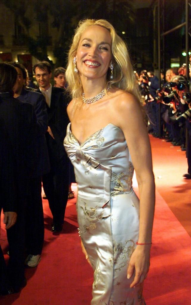 Jerry Hall, chi è la fidanzata di Rupert Murdoch FOTO 2