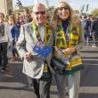 Jerry Hall, chi è la fidanzata di Rupert Murdoch FOTO 7