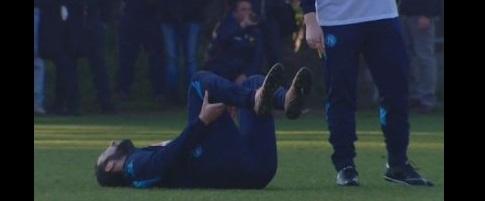 Gonzalo Higuain infortunato in Napoli-San Vito Positano4