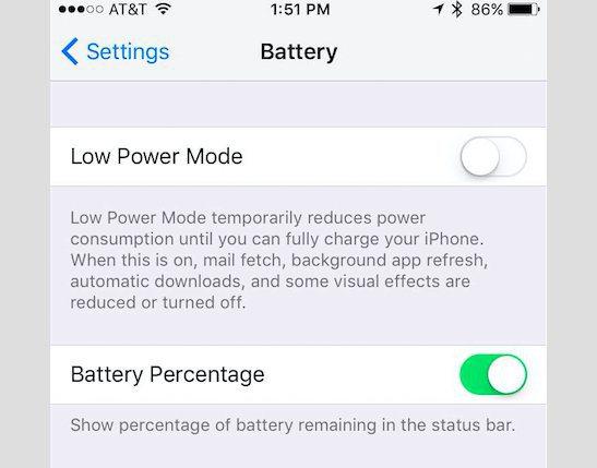 iPhone 6S si spegne all'improvviso? Ecco perché 04