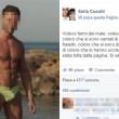 Ilaria Cucchi, minacce morte a carabiniere dopo foto su Fb