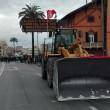 Ilva Genova, lavoratori protestano e bloccano strada FOTO 2