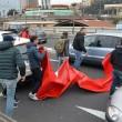 ilva3Ilva Genova, operai bloccano autostrada e sopraelevata FOTO 3