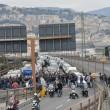Ilva Genova, operai bloccano autostrada e sopraelevata FOTO 7