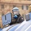 Ilva, ancora proteste a Genova: blindati fermano corteo8