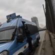 Ilva, ancora proteste a Genova: blindati fermano corteo10