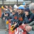 Ilva, ancora proteste a Genova: blindati fermano corteo6