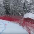 YOUTUBE Sci, incidente Svindal a Kitzbuehel: stagione finita 10