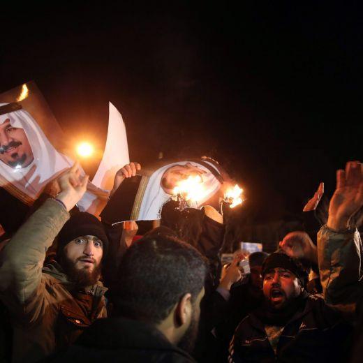Arabia Saudita giustizia sciita: Iran, assalto ambasciata