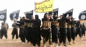 Terroristi dell' Isis in Pakistan